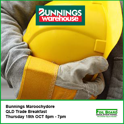 Bunnings Maroochydore Warehouse QLD Pre -Opening Trade Evening – Thursday 15th October