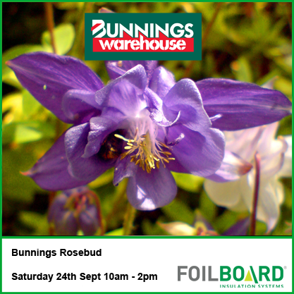 BunningsRosebud Spring Event – Sat 24 September