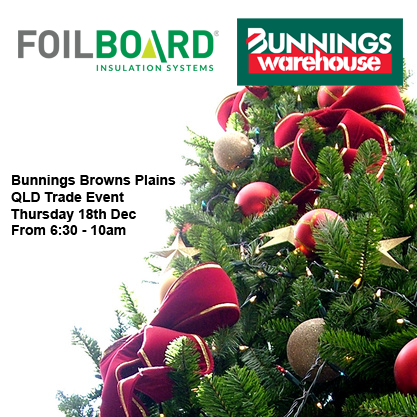 Bunnings Browns Plains Warehouse QLD Christmas Trade Event – Friday 18th December