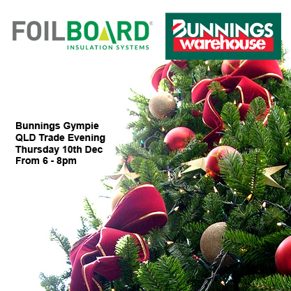 Bunnings Gympie Warehouse QLD Christmas Trade Evening – Thursday 10th December