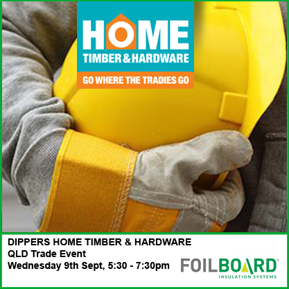 Dippers Home Timber & Hardware Moree Trade Night – Wednesday 9th September