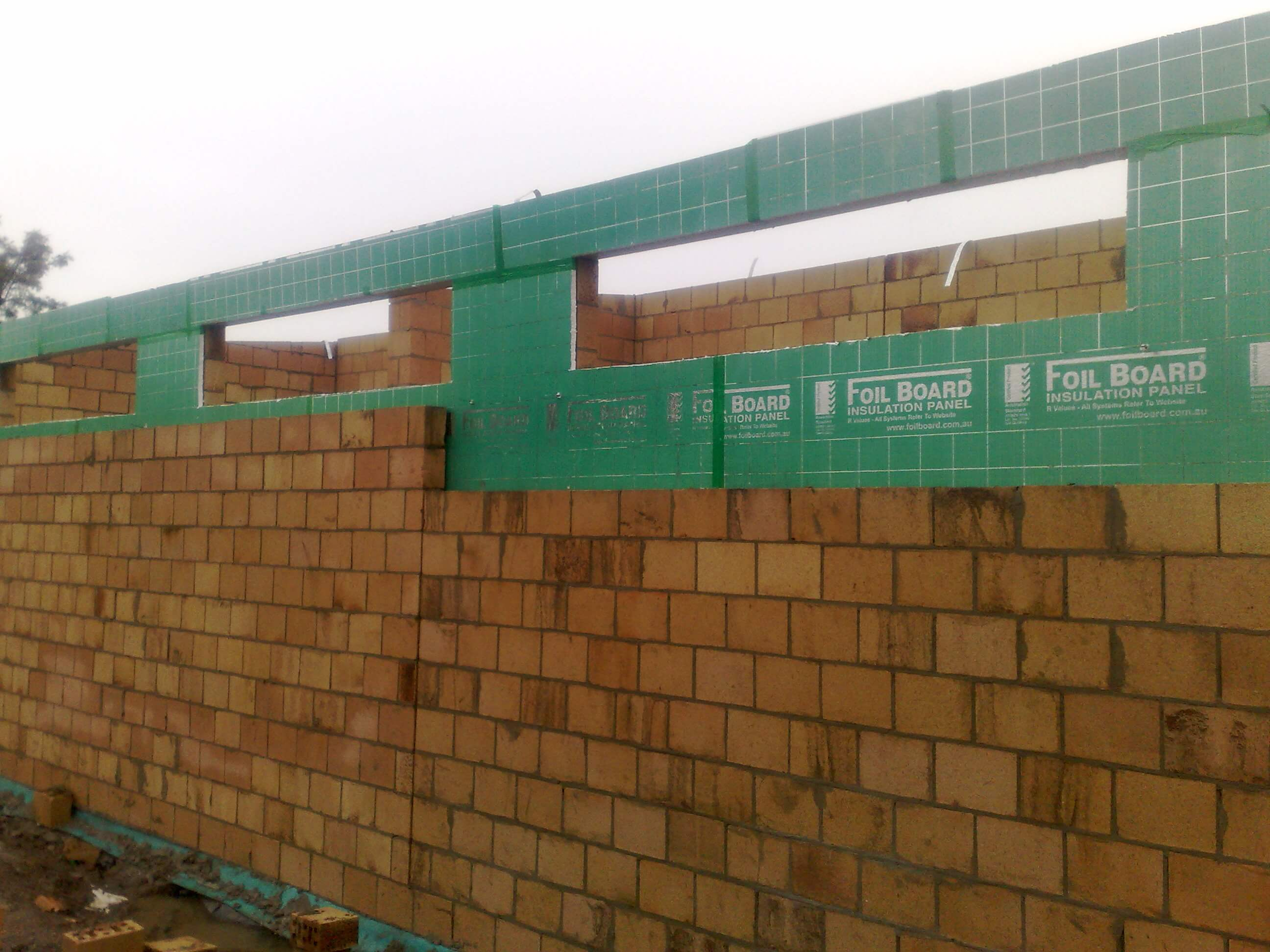 concrete insulation