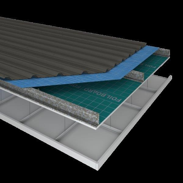 Commercial Foilboard Insulation