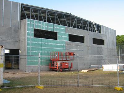 rigid insulation panels