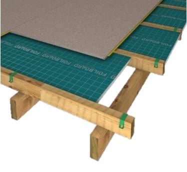 Underfloor Insulation Installation Guide - Foilboard