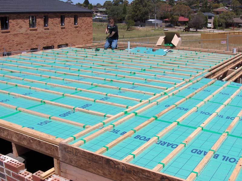 underfloor insulation melbourne