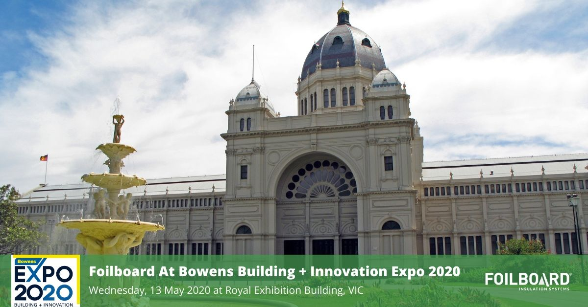 Foilboard At Bowens Building + Innovation Expo 2020