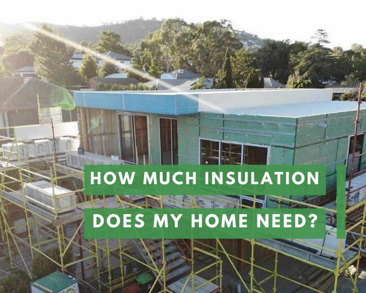 How Much Insulation Does My Home Need