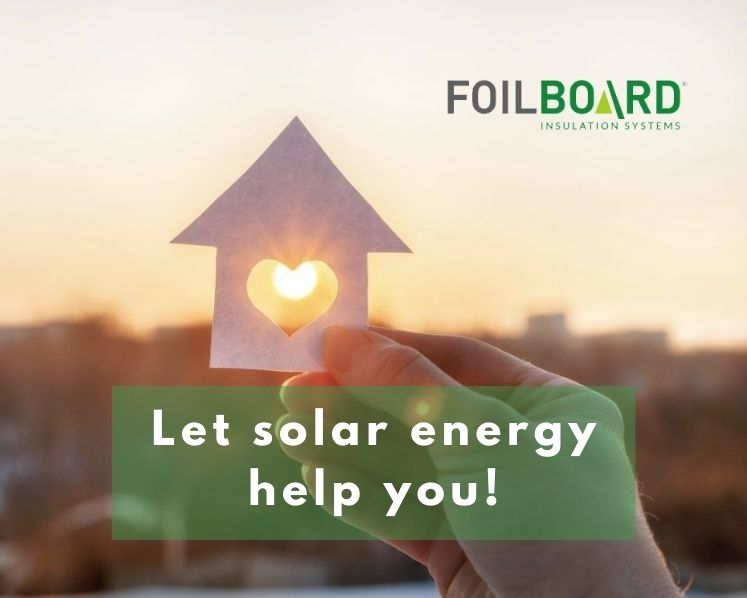 Let Solar Energy Help You!
