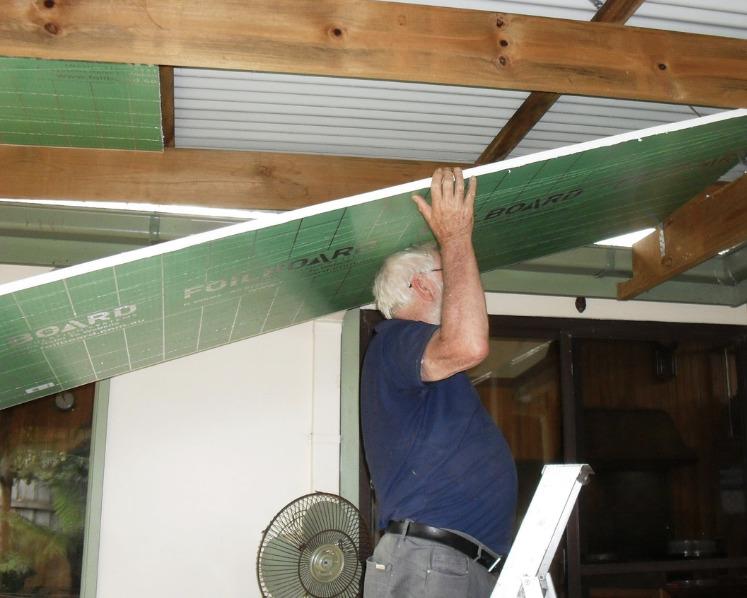 shed insulation melbourne